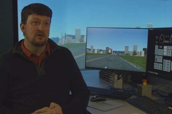 University of Florida Driver Simulation Training Video